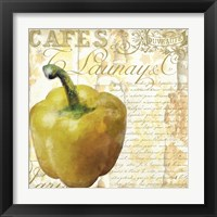 Framed Cafe d'Or VII