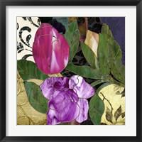 Glassberry III Framed Print