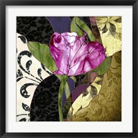 Glassberry IV Framed Print