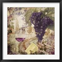 Wine Country II Framed Print