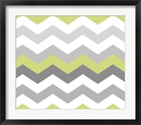 Framed Calyx Chevron