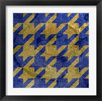 Framed Houndstooth III