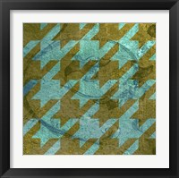 Framed Houndstooth V