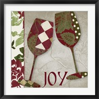 Holiday Cheer One Framed Print