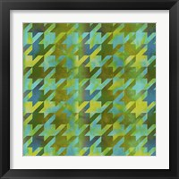 Framed Houndstooth VII