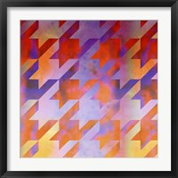 Framed Houndstooth VIII