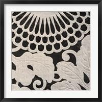 Stylesque IV Framed Print