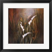 Flora Luminous II Framed Print
