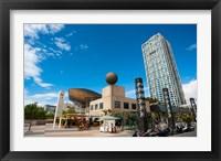 Framed Hotel Arts, Olympic Harbor, Barcelona, Spain