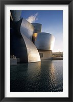 Framed Guggenheim Museum, Bilbao, Spain