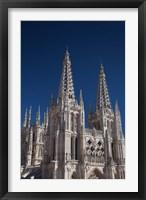 Framed Burgos Cathedral, Burgos, Spain
