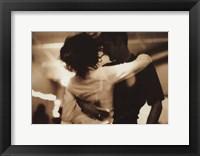 Framed Tango Lesson