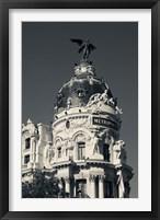 Framed Spain, Madrid, Centro Area, Metropolitan Building