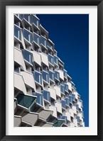 Framed Aragon Pavilion Building, Zaragoza, Spain