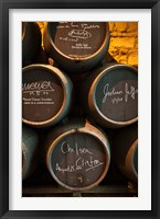 Framed Spain, Andalucia, Bodegas Gonzalez Byass winery