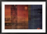 Vanishing Point II Framed Print
