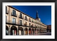 Framed Spain, Castilla y Leon, Leon, NH Plaza Mayor Hotel