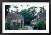 Framed Village of Stanton, Cotswolds, Gloucestershire, England