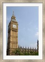 Framed England, London, Big Ben Clock Tower