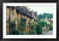 Framed Village of Snowshill, Cotswolds, Gloucestershire, England