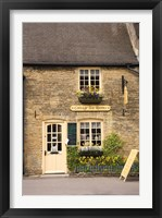 Framed Cottage Tea Rooms, Stow on the Wold, Cotswolds, Gloucestershire, England