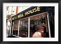 Framed Well House Tavern, Exeter, Devon, England