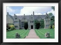Framed Elizabethan Manor House, Trerice, Cornwall, England