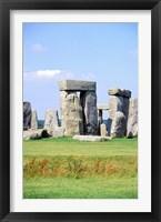 Framed England Stonehenge