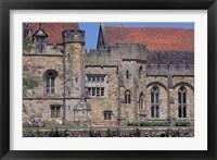 Framed Penshurst Place, Kent, England