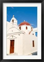 Framed Church, Mykonos, Greece