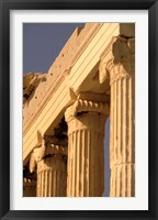Framed Column Detail, The Acropolis, Attica, Athens, Greece