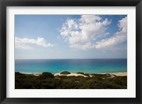 Framed Cyprus, Karpas peninsula, Golden Beach