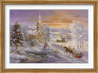 Framed Holiday Worship