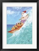 Framed Surf Lifeboat