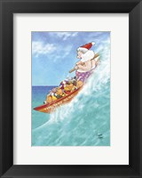 Framed Surf Lifeboat