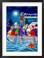 Framed Yachts