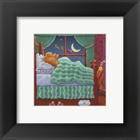 Christmas Eve Framed Print