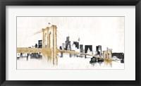 Framed Skyline Crossing