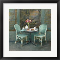 Joy of Paris II Framed Print