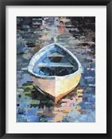 Framed Boat XVIII