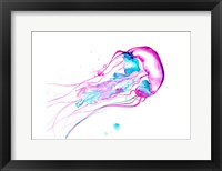 Framed Jellyfish Study No. 2