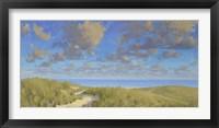 Framed Atlantic Vista