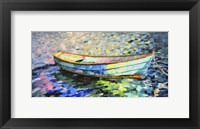 Framed Boat XXI