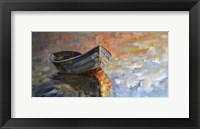 Framed Boat XXIII