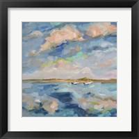 Framed Seascape I