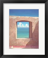 Framed Outside Looking Out