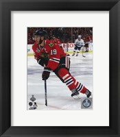 Framed Jonathan Toews Game 4 of the 2015 Stanley Cup Finals