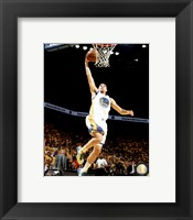 Framed Klay Thompson Game 5 of the 2015 NBA Finals