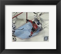 Framed Duncan Keith Goal Game 6 of the 2015 Stanley Cup Finals
