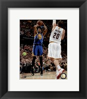Framed Andre Iguodala Game 6 of the 2015 NBA Finals